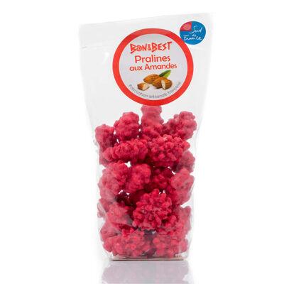 Pralines aux amandes 140 g (Bonbest)