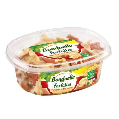 Farfalles tomates et parmesan (Bonduelle)