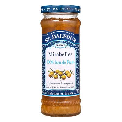 St dalfour 100% fruits 284g mirabelle (St.dalfour)