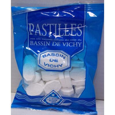 Sachet 150g pastilles du bassin de vichy saveur menthe (Moinet vichy sante)