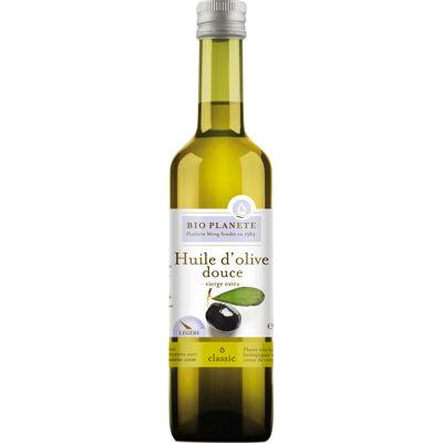 Huile d'olive vierge extra douce 500ml (Bio planète)