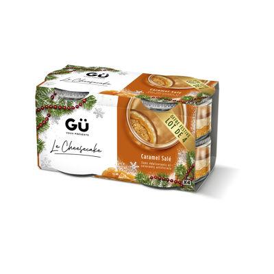 Gü - cheesecake caramel salé (4x92g) (Gü desserts)