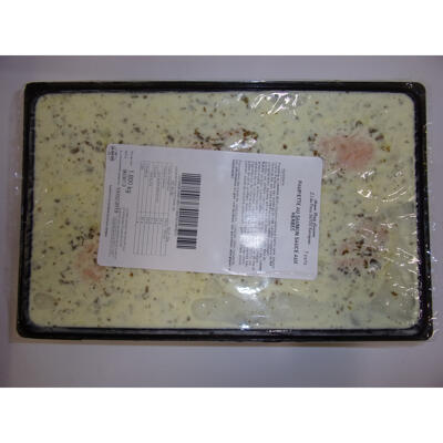 Paupiette au saumon sauce aux herbes 1.8kg (Les cuisines d'armor)