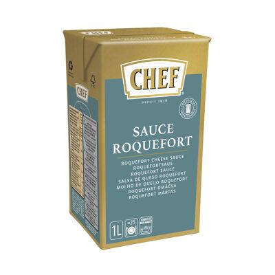 Sauce roquefort chef brique de 1 l (Chef)