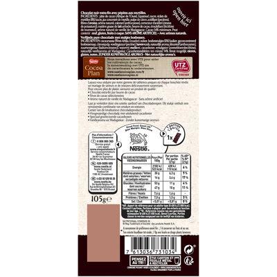 Nestle l'atelier noir myrtilles 105g (Les recettes de l'atelier)
