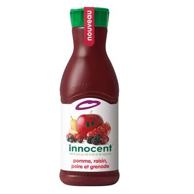 Innocent jus grenade pomme raisin poire 900ml (Innocent)