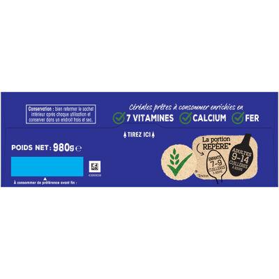 Nestle crunch céréales 980g xxl (Crunch)