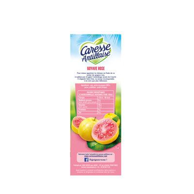 Goyave rose - 1l (Caresse antillaise)