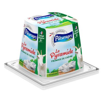 Fromage au lait de chèvre pasteurisé (Paturages)