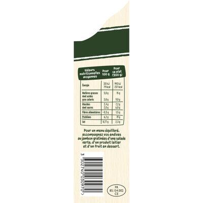 Endives au jambon gratinées (Fleury michon)