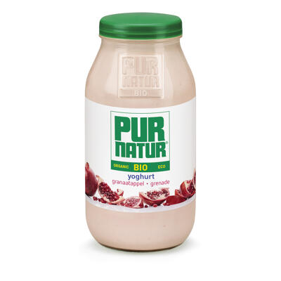 Pur natur yaourt grenade 500g bio (Pur natur)