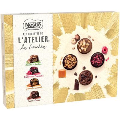 Nestle les recettes de l'atelier les bouchées 186g (Nestle)