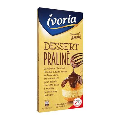 Chocolat dessert praliné (Ivoria)