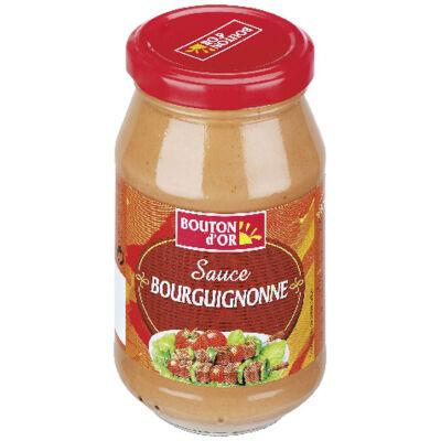 Sauce bourguignonne aux tomates et au vin de bourgogne, aromatisée (Bouton d'or)