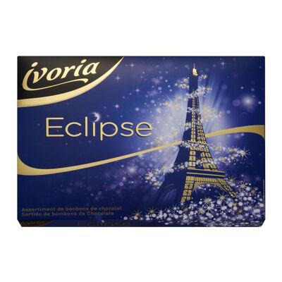 Assortiment de bonbons de chocolat eclipse (Ivoria)