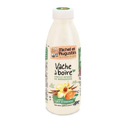 L'incroyable vache à boire à la vanille de madagascar et pointe de lait d'amande 500ml (Michel et augustin)