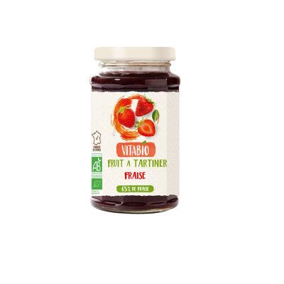 Fruit à tartiner fraise (Vitabio)