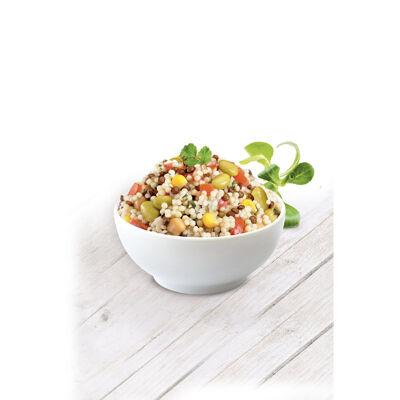 Salade de perles de blé à l'échalote 1.5kg (La belle henriette)