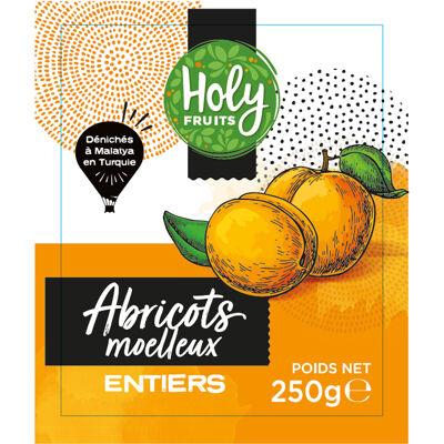 Abricots moelleux sachet 250g (Holyfruits)