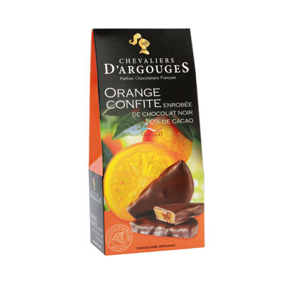 Tranches d'orange etui 150g (Les chevaliers d argouges)
