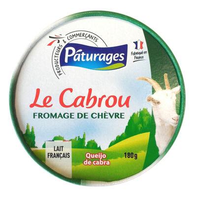 Le cabrou fromage de chèvre (Paturages)