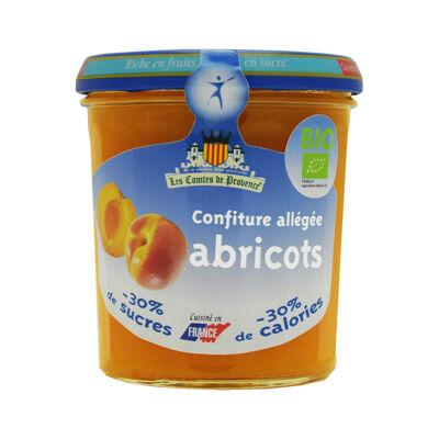 Confiture allégée abricot 320g (Les comtes de provence)