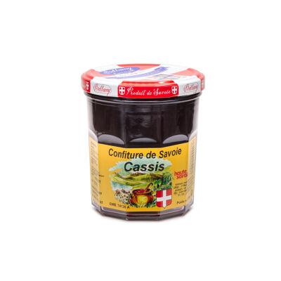 Confiture de savoie de cassis 375 gr (Confiture bellamy)
