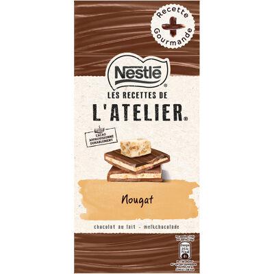 Nestle l'atelier nougat 140g (Les recettes de l'atelier)
