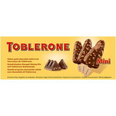 Mini-bâtonnets toblerone 6x50ml 216g (Toblerone)