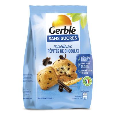 Moelleux pepites chocolat ss 196 gr (Gerblé)
