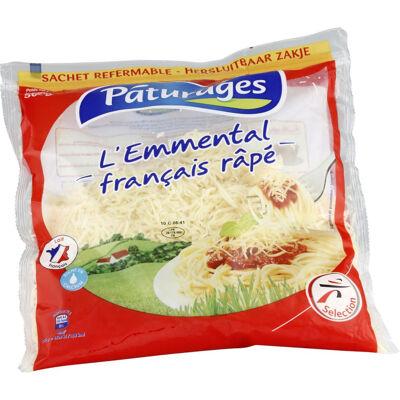 Emmental français râpé (Paturages)