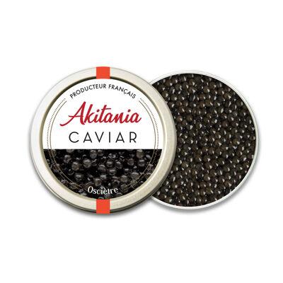 Caviar osciètre français par akitania 10g (Akitania)
