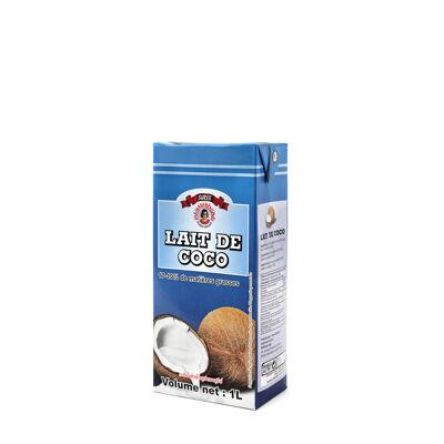 Lait de coco 17-19% mg en brique suree - 1l (Suree)