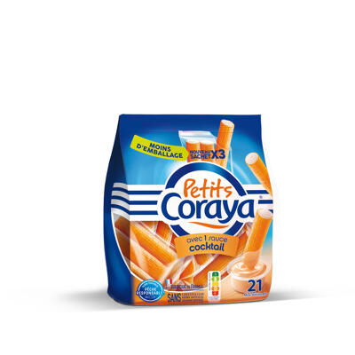 Petits coraya sauce cocktail 210g (Coraya)