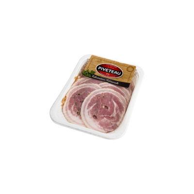 Pancetta - 8 tranches (Piveteau)
