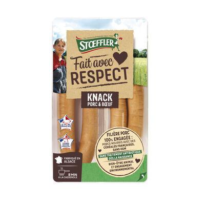 La knack fait avec respect 220g (Stoeffler)