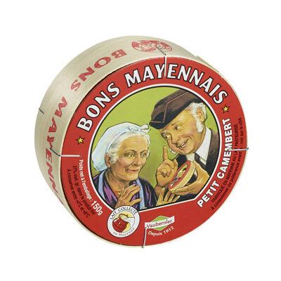 Petit camembert bons mayennais 150g (Bons mayennais)