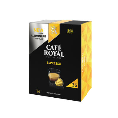Cafe royal ns alu espresso x36 (Café royal)