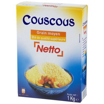 Netto couscous moyen étui 1kg (Netto)