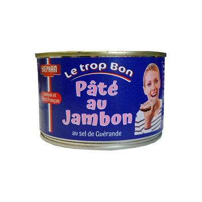 Le trop bon pâté au jambon au sel de guérande 1/2 (Stephan)