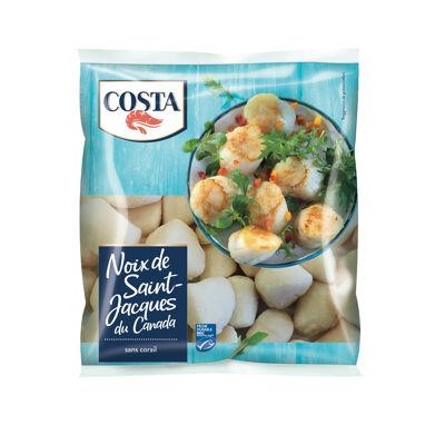 Noix de saint jacques sans corail 300g (Costa)