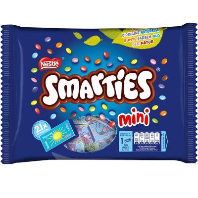 Smarties mini bonbons chocolatés sachet 300g (Nestle)