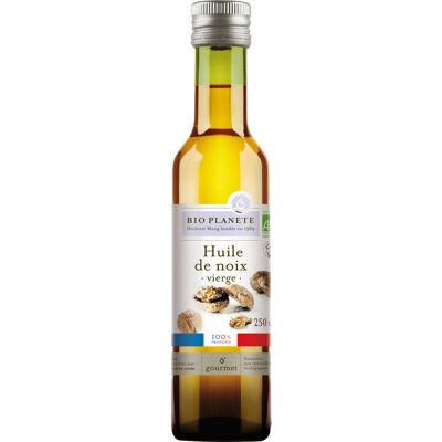 Huile de noix vierge - france 250 ml (Bio planète)