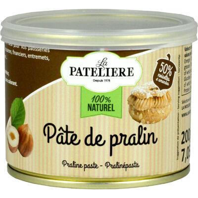 La pateliere / aides à la pâtisserie / pâte de pralin / 200 g (La patelière)