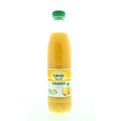 Jus d'orange pur fruit pressé sans pulpe ()