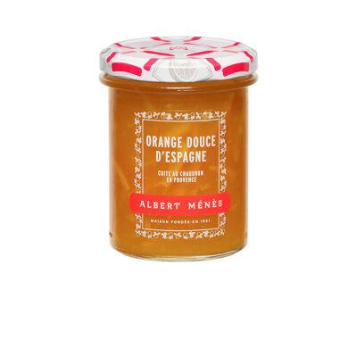 Marmelade d'orange douce ecorces fines 280 g (Albert ménès)