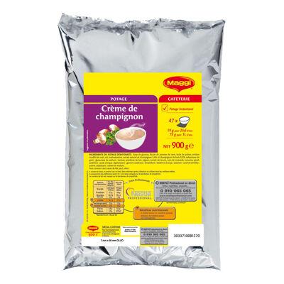 Maggi crème de champignonspecial caféterie - poche de 900g (Maggi)