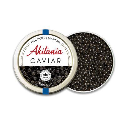 Caviar d'aquitaine akitania 100g réserve (Akitania)