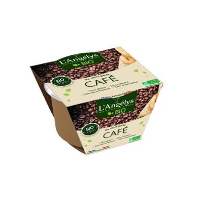 Crème glacée café bio 300g/500ml (L'angélys)
