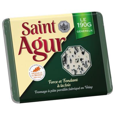 Saint agur portion 190g (Saint agur)